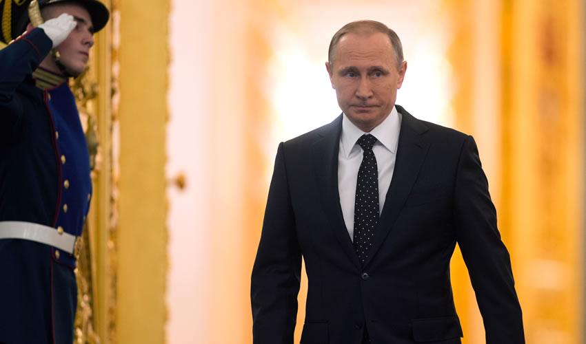 Vladimir Putin Reitera Disposición al Diálogo en Felicitación a Trump