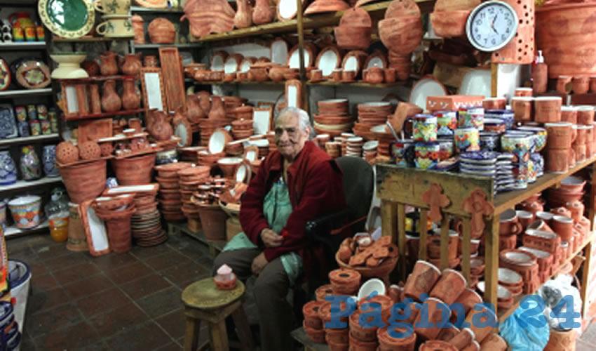 Artesanos Apenas Sobreviven en Tonalá