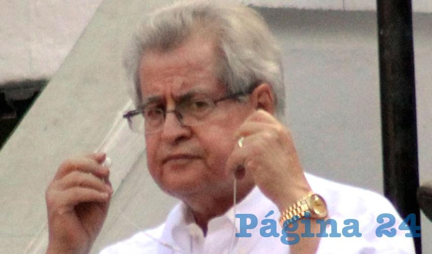 Agustín Morales Padilla ...el tintinar del oro y la plata...
