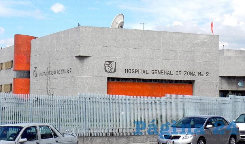 Suspende IMSS la Consulta Externa de  Ciertas Especialidades en los HGZ 1 y 2