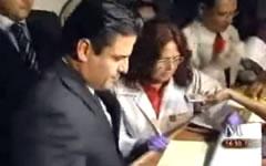 Aristóteles Sandoval se Robó las Muestras Para la Prueba de Consumo de Drogas