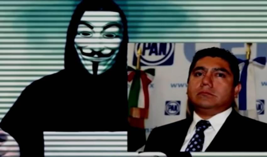 Anonymous Acusa a Jorge Luis Preciado de Participar en Redes de Trata de Mujeres