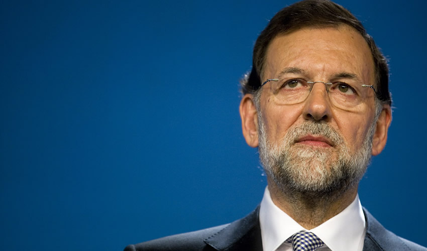 Mariano Rajoy, presidente del gobierno de España (Foto: Archivo/ Xinhua)