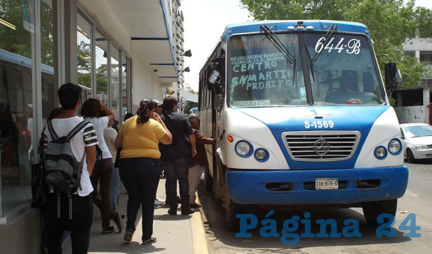 Tiene la ZMG transporte público  deficiente: Especialista