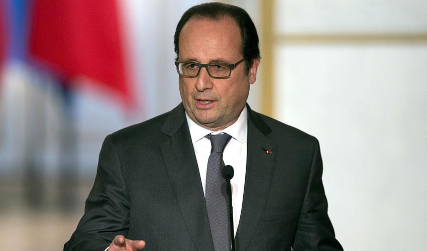 Quiere Mayoría de Ciudadanos Franceses  Remodelación del Gobierno de su País