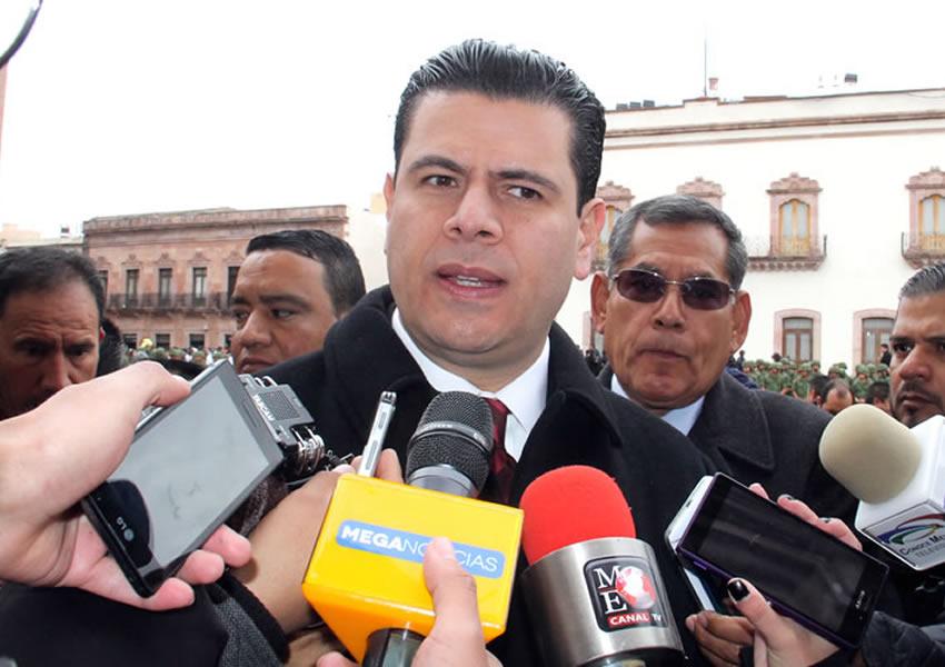 """""""Es el Narco el Culpable de la Inseguridad en Zacatecas"""""""