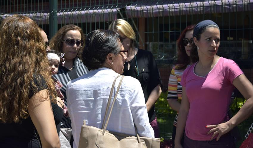 Integrantes de Pro Vida (Foto: David Julián Torres Martínez)
