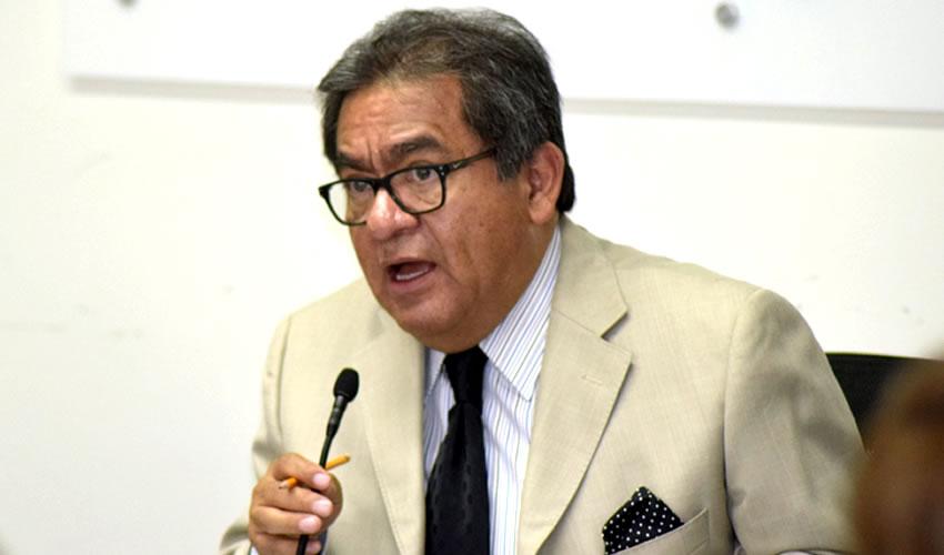 Ignacio Ruelas Olvera, vocal ejecutivo del INE en Aguascalientes