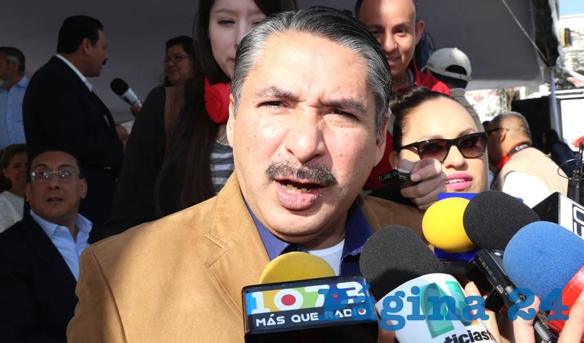 Óscar Fidel González Mendívil ...alumno e hijo putativo de Felipe...