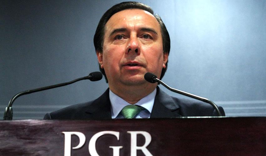 La PGR Investiga a Tomás Zerón  Luego de Señalamientos del GIEI