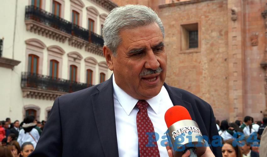 Ubaldo Ávila Ávila, subsecretario de Educación Media y Superior del estado