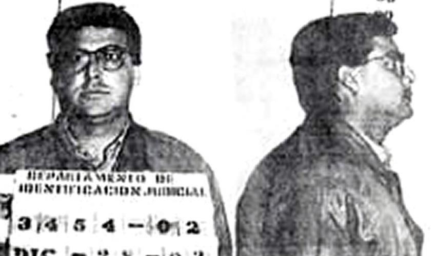 Rodolfo Franco Ramírez ...el ratero...