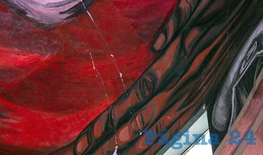 Sismo provoca da os en mural de orozco p gina 24 zacatecas for El mural jalisco