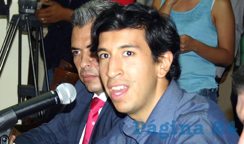 Pedro Kumamoto contra el uso  excesivo de vehículos oficiales