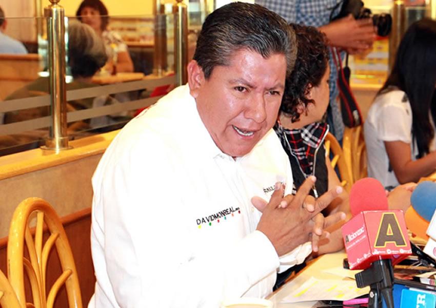 En Zacatecas, de Manera Burda y Perversa han Envilecido la Democracia: David Monreal