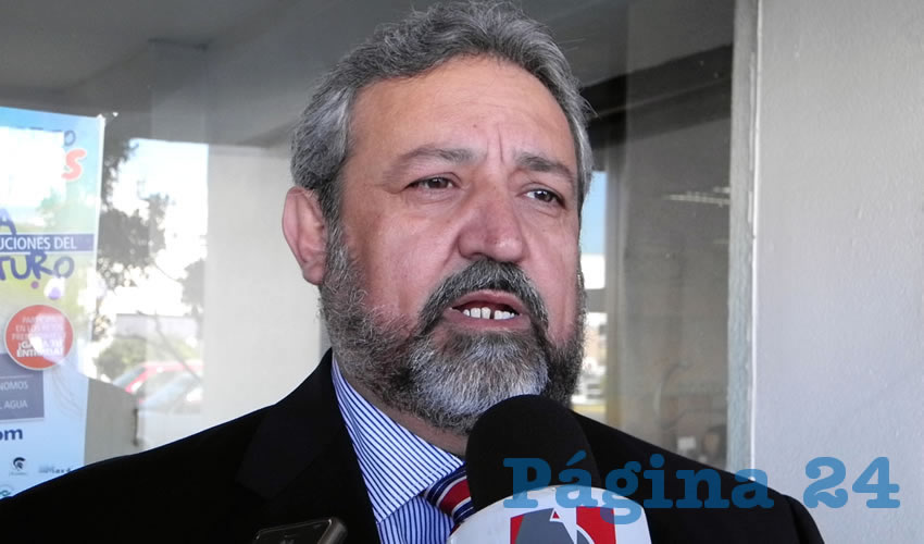 Gregorio Macías Moreno, delegado de la STPS
