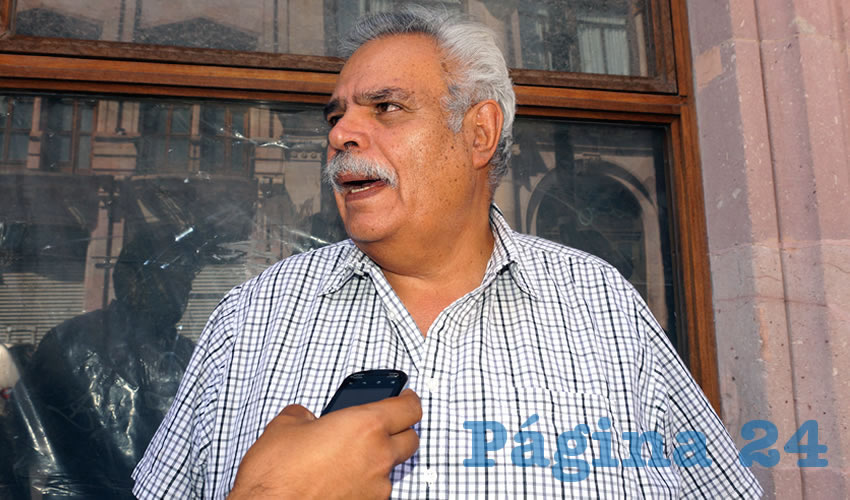 Luis Medina Lizalde, exdiputado local
