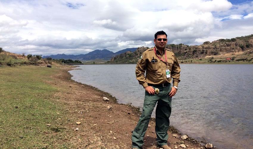 Refuerza Proespa Operativos de Inspección  y Vigilancia en Áreas Naturales del Estado