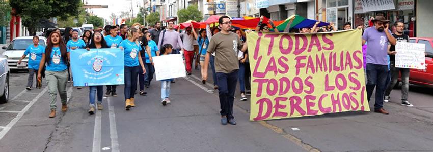 En Lamentable Tragedia Concluyó la XV Marcha de Orgullo LGBTTTI