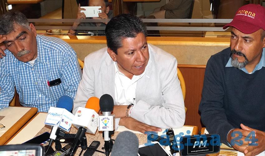 David Monreal: En Morena no Vamos a Sentarnos a Acordar Nada con el Gobierno