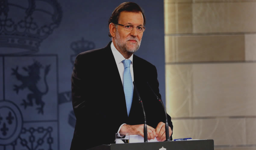 Mariano Rajoy Ofrece Diálogo Abierto y Realista al Próximo Gabinete Catalán