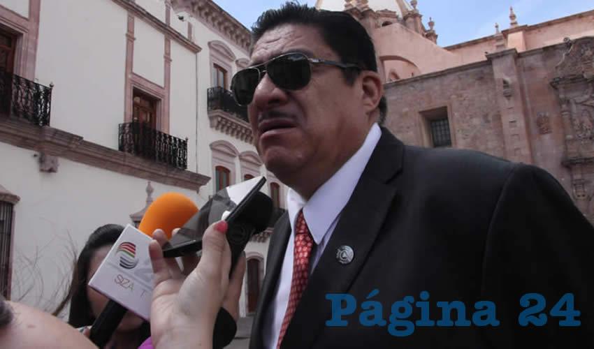 Muñoz Ruvalcaba: Realizará Protección Civil Revisiones en los Cruces de la vía del Tren