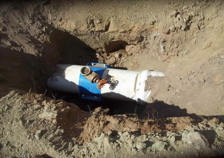 Realiza Jiapaz Obras Diversas Para Mejorar Suministro de Agua