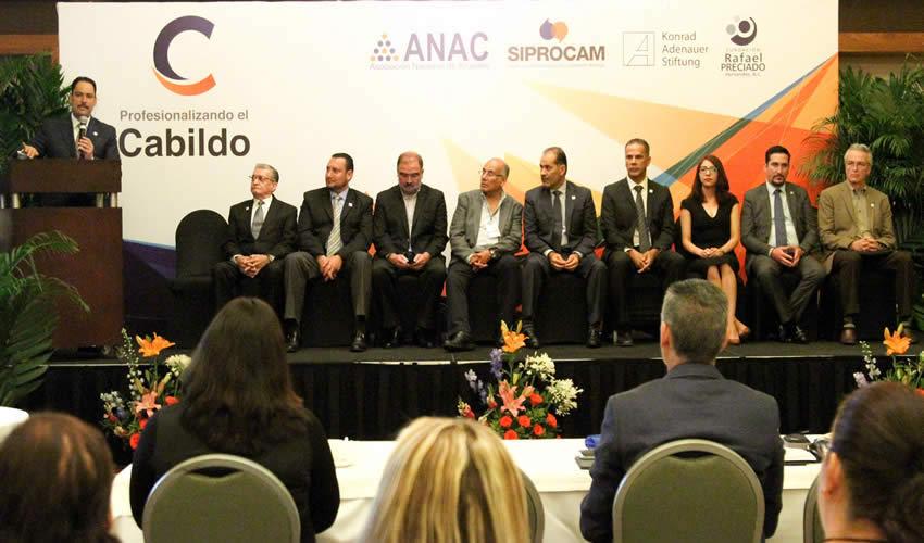 Se Pronuncia JAMC a Favor del Intercambio de Experiencias Para la Transición Gubernamental