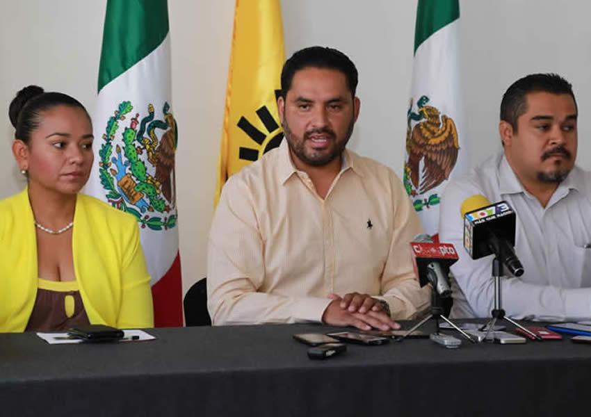 """""""Adelante con la Eliminación del Fuero, el PRD no es ni Sería Tapadera de Nadie"""", Dice Emanuelle Sánchez"""