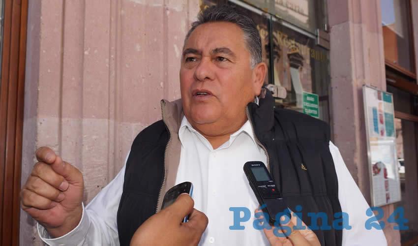 Ortiz: Necesario Eliminar Fuero a los Funcionarios
