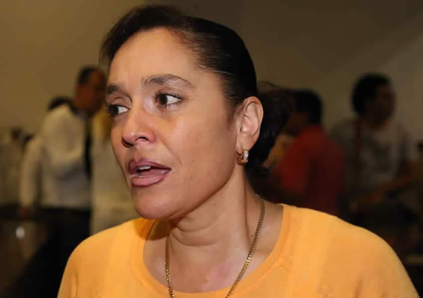 La Iniciativa Para Eliminar el Fuero Vino del PAN: María de los Ángeles Aguilera