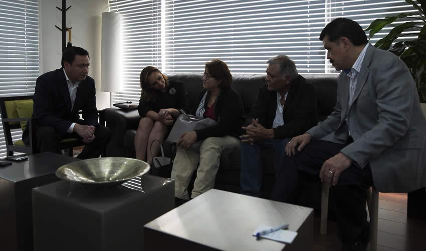 Madre Pide Ayuda a Osorio Chong Para Hallar a su Hija