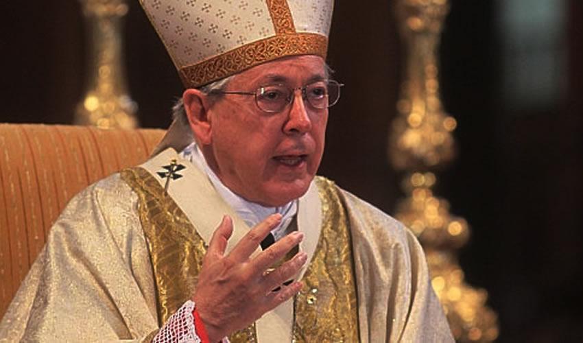 El cardenal conservador del Opus Dei Juan Luis Cipriani justificó violaciones a jovencitas (Foto: Cortesía)