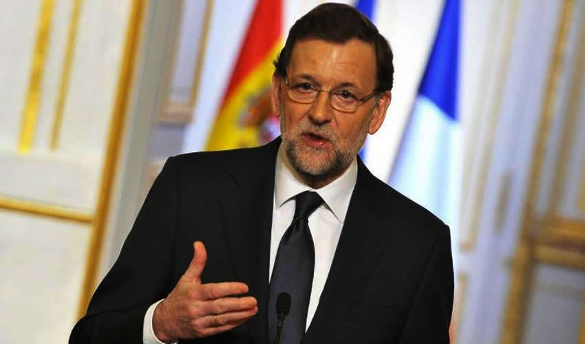 Mariano Rajoy, presidente de España (Foto: Archivo/Xinhua)