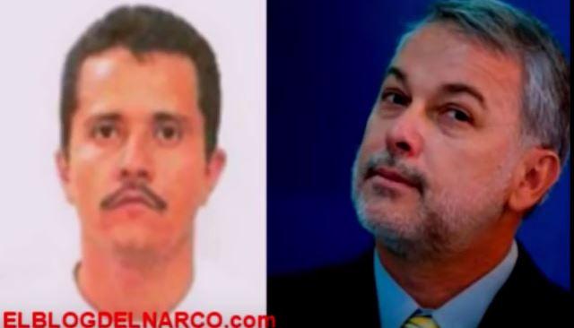 La Marina Detuvo a El Mencho, el Gobernador lo Soltó: Semar
