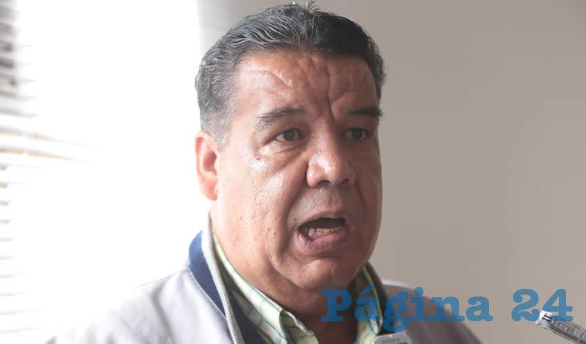 El Delegado Estatal del ISSSTE Cierra los Ojos a la Realidad: Francisco Flores