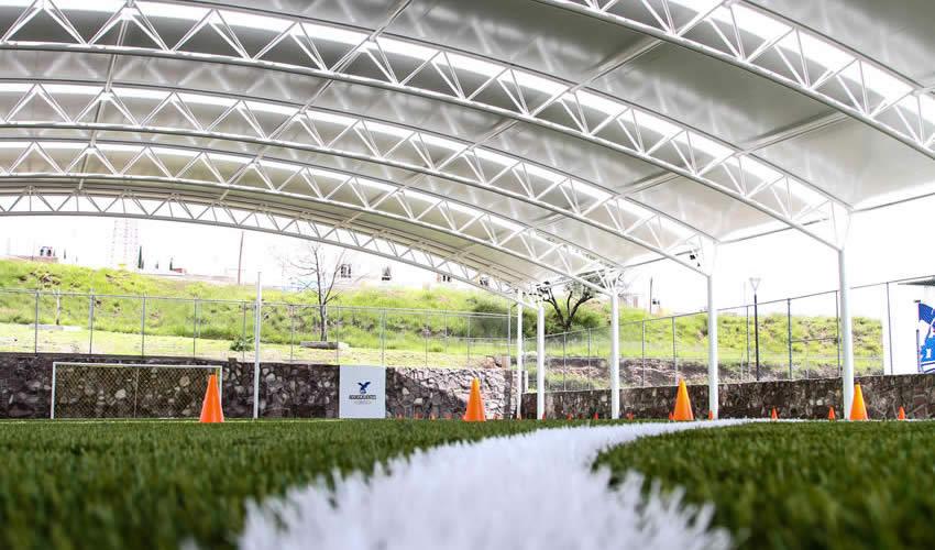El Gobierno Municipal Ampliará Infraestructura Deportiva en Diferentes Colonias de la Ciudad