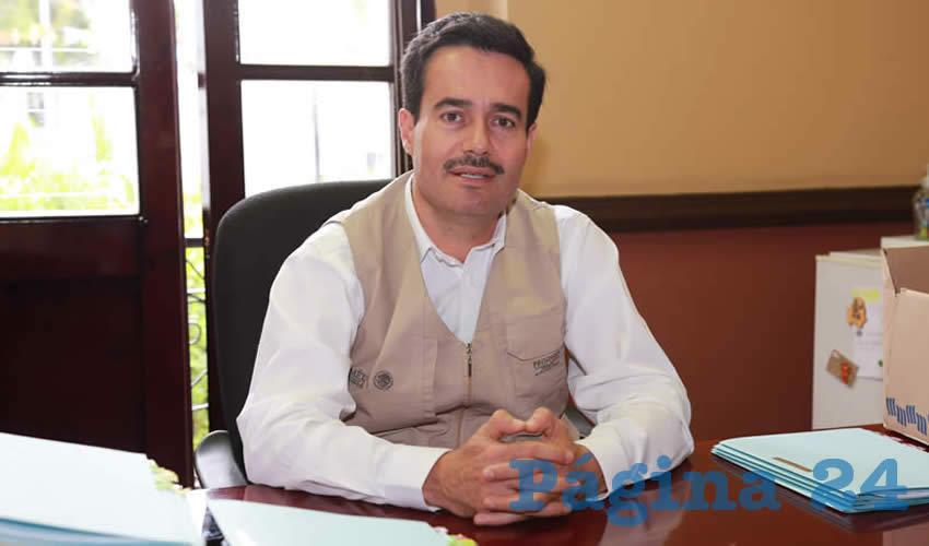 Beneficiarios de Prospera Reciben Hasta 42 mil Pesos al año: José de Jesús Ortiz