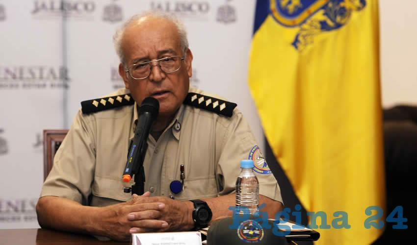 Lluvias no han dejado afectaciones en ZMG: Protección Civil