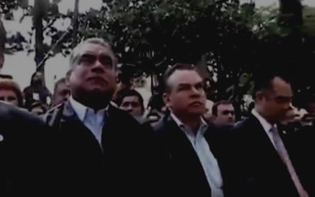 """El Narco """"La Pistola"""", Viejo y Cercano Amigo de Alfaro, Invitado Especial en su Toma de Protesta Como Alcalde de Tlajomulco"""
