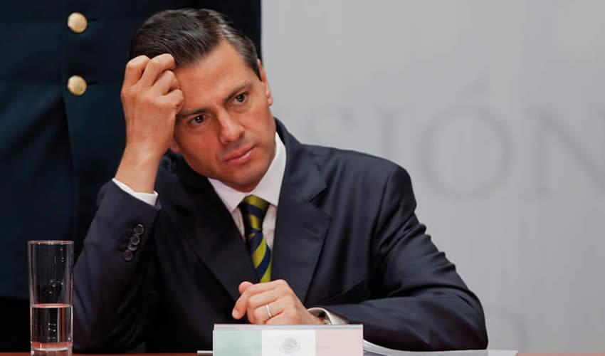 """Asegura Capo Colombiano que """"El Chapo"""" Financió  Campaña de Peña Nieto y lo Sobornó con 100 mdd"""