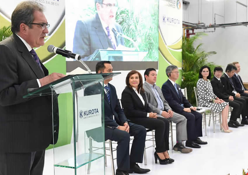 Planta Productiva Automotriz de Aguascalientes Sigue Creciendo