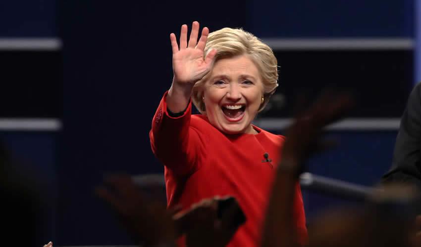 Hillary Clinton, ex candidata demócrata a la presidencia de Estados Unidos (Foto: Archivo/Xinhua)