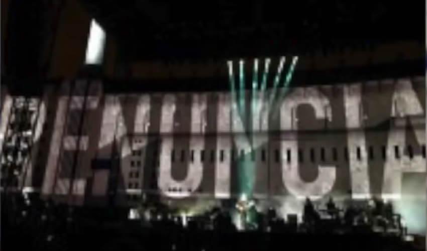 Roger Waters Envía Mensaje a Peña Nieto