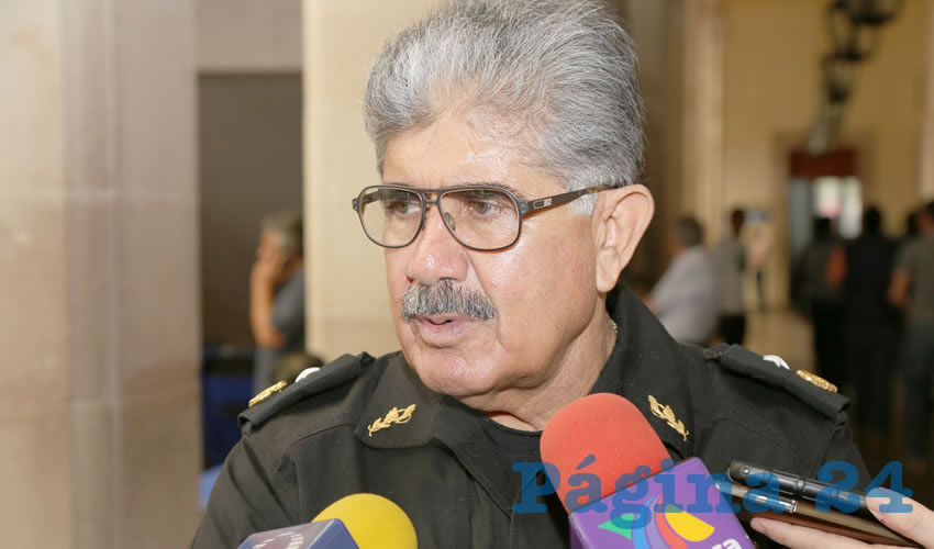 Pablo José Godínez Hernández ...contra periodistas...
