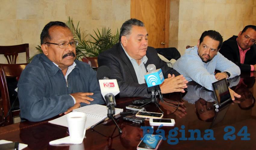PRD, PAN, MC y PT Irían Juntos por la Alcaldía de Zacatecas