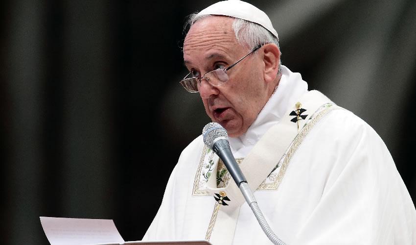 El papa Francisco (Foto: Archivo/ Xinhua)