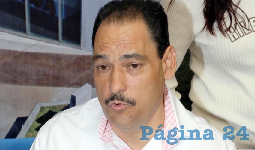 Juan Antonio Martín del Campo ...el Ombudsman se pitorreó de él...