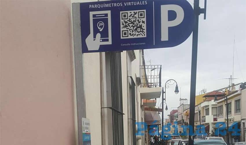 Los parquímetros virtuales a partir de hoy cobran tres pesos la hora