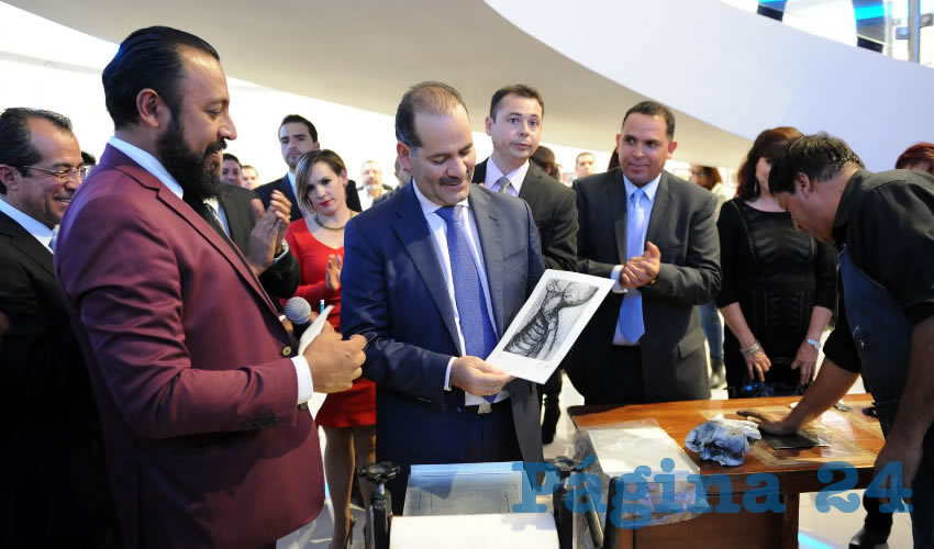 El apoyo a los artistas locales será una prioridad durante la actual administración estatal